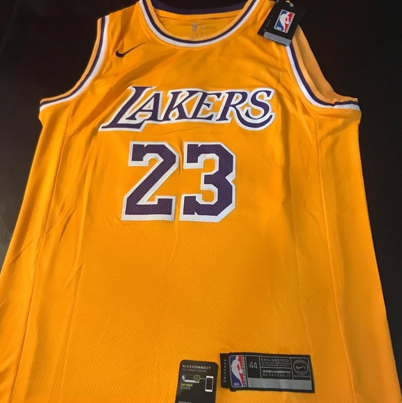 reputable site 70e7d 85daf Sale!! Lebron James Lakers Jersey sizes S-2xl NWT